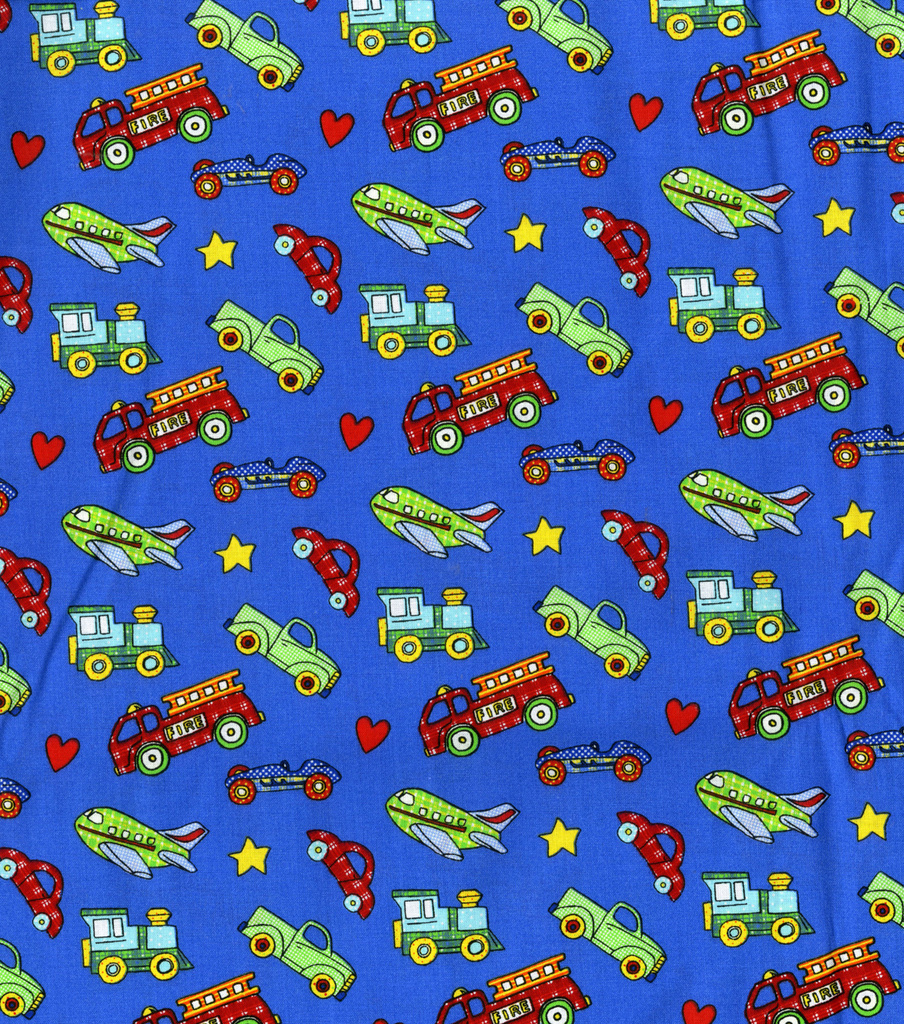 Nursery Cotton Fabric -Lil Ones