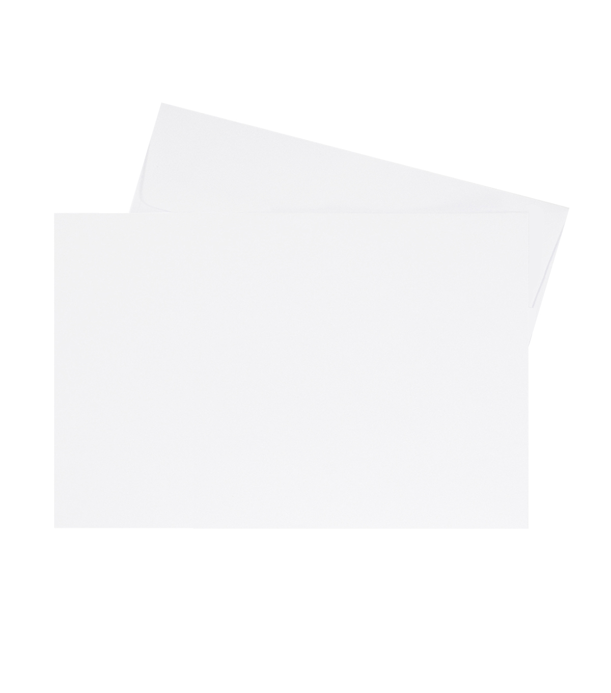 Park Lane A9 Envelopes-White