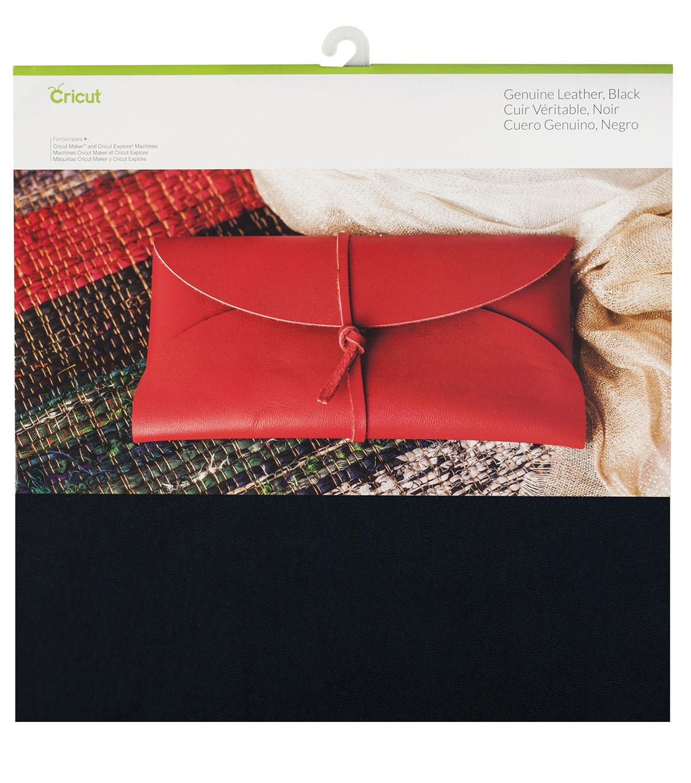 Cricut Genuine Leather 12\