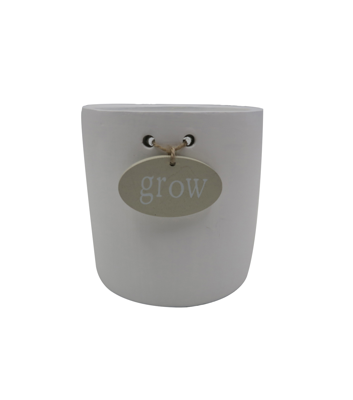 Simply Spring Cement Container-Grow