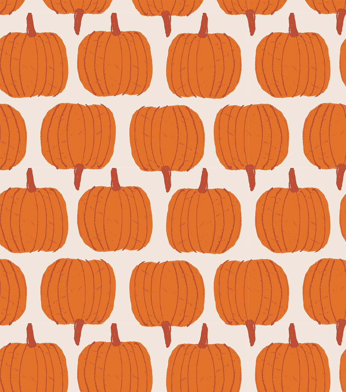Simply Autumn 52\u0027\u0027x90\u0027\u0027 Tablecloth-Pumpkins
