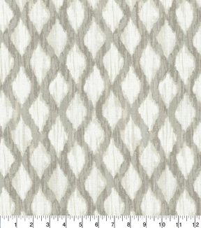 Kelly Ripa Home Upholstery Fabric 54\u0022-Floating Trellis Shell