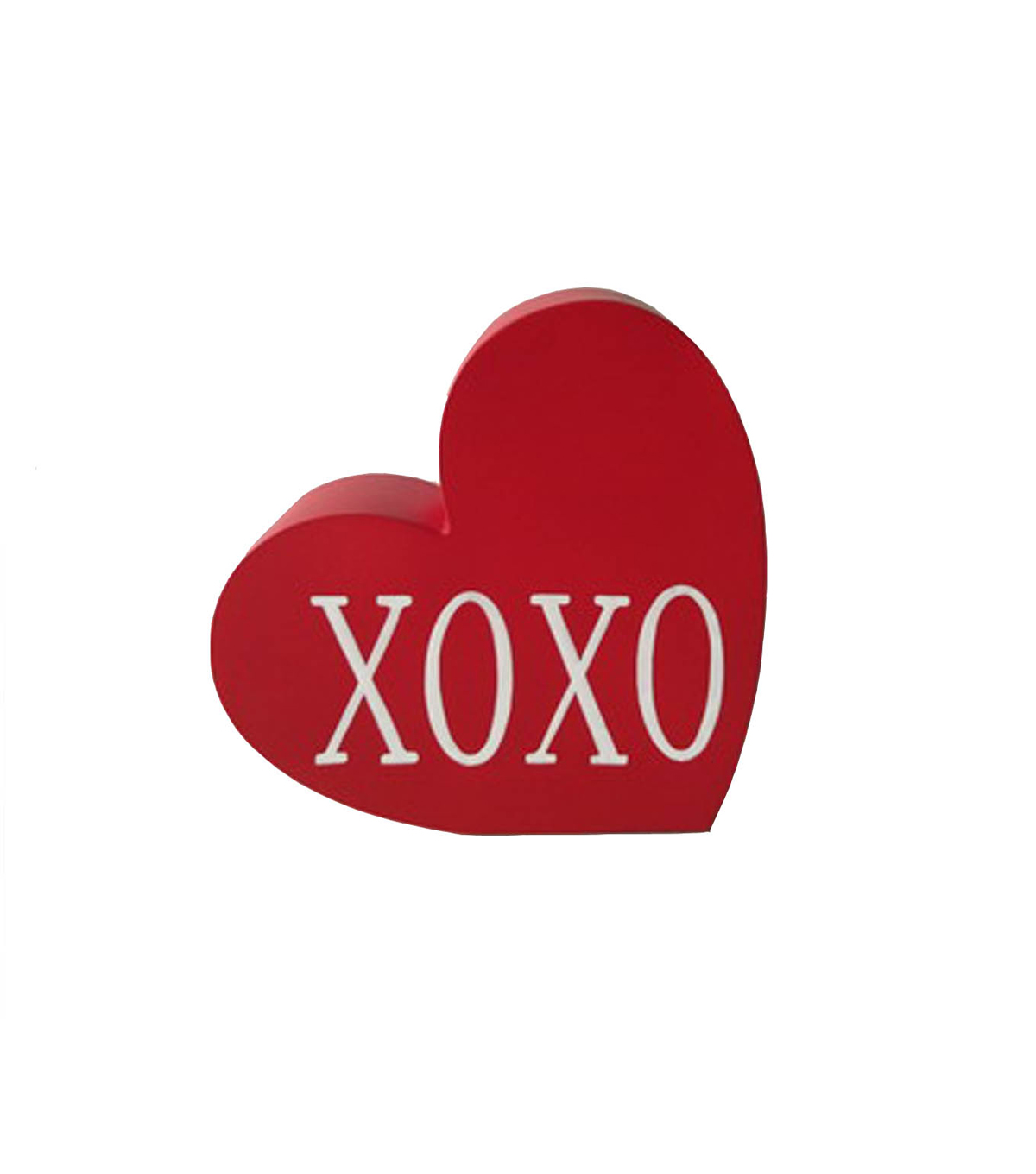 Valentine S Day Heart Word Block Xoxo Joann