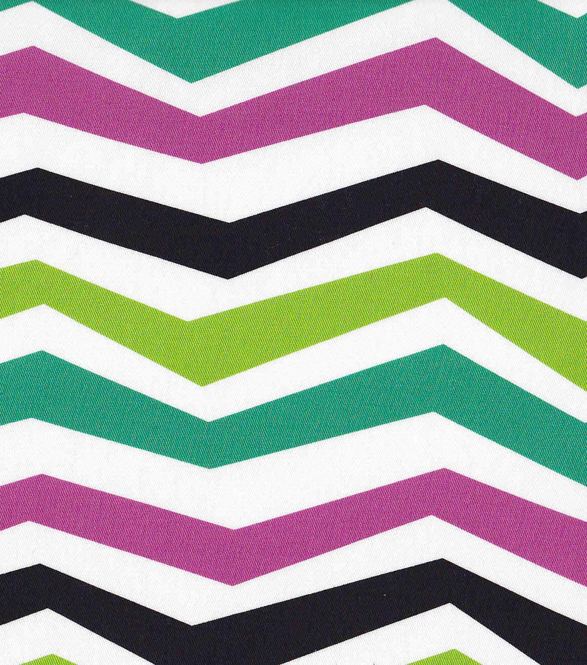 Modern Essentials 54\u0022 Lightweight Decor Fabric-Emerald Stretch Chevron