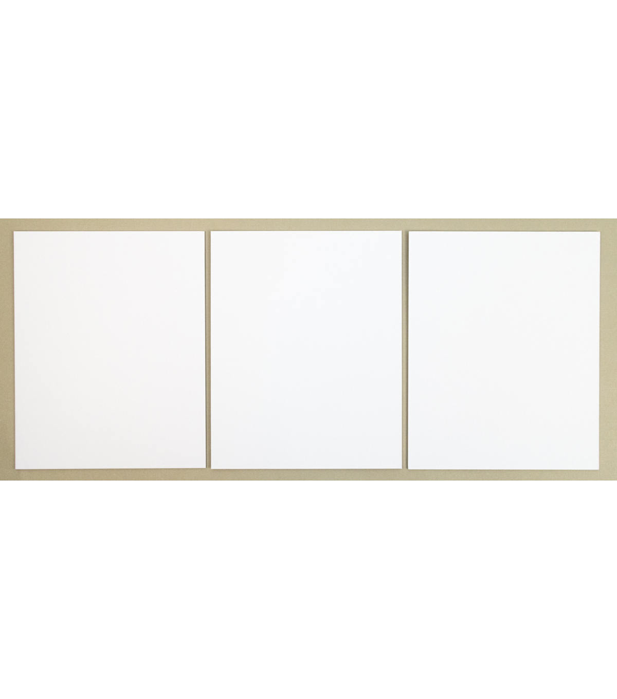 8\'\'X10\'\' 3 Pack Of White Matboard Sheets | JOANN