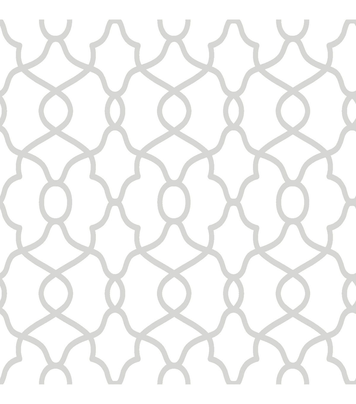 Wallpops NuWallpaper Peel & Stick Wallpaper-Silver Clearly Cool