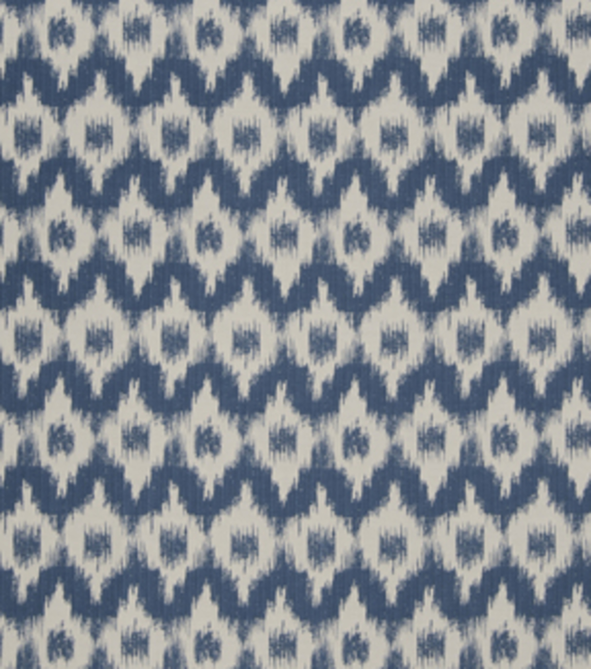 Home Decor 8\u0022x8\u0022 Fabric Swatch-French General Cecilia Indigo