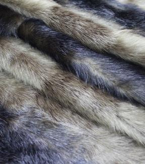 fashion faux fur fabric chocolate pelt joann