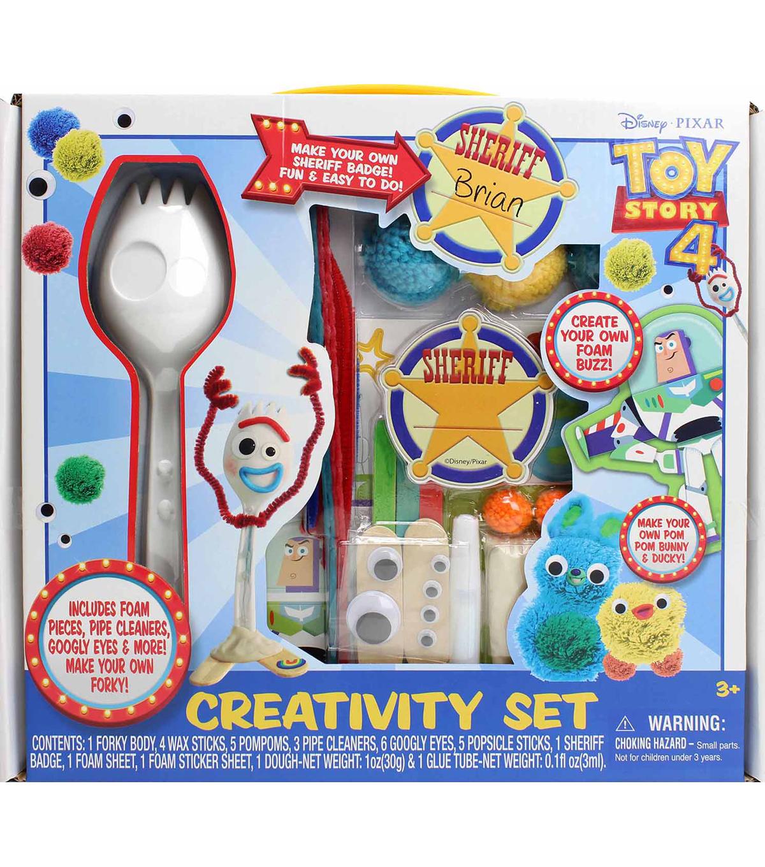 Disney Toy Story 4 Creativity Set