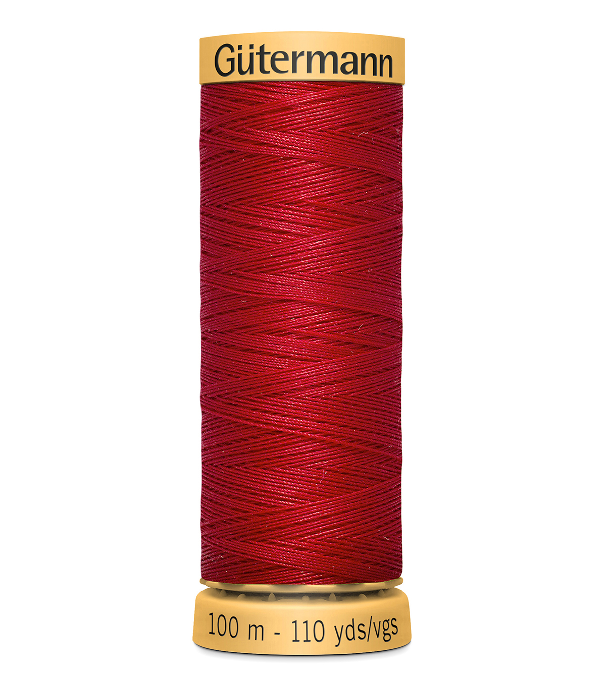 Gutermann Sew All Polyester Thread 110 Yards-Oranges & Yellows , Bright Red