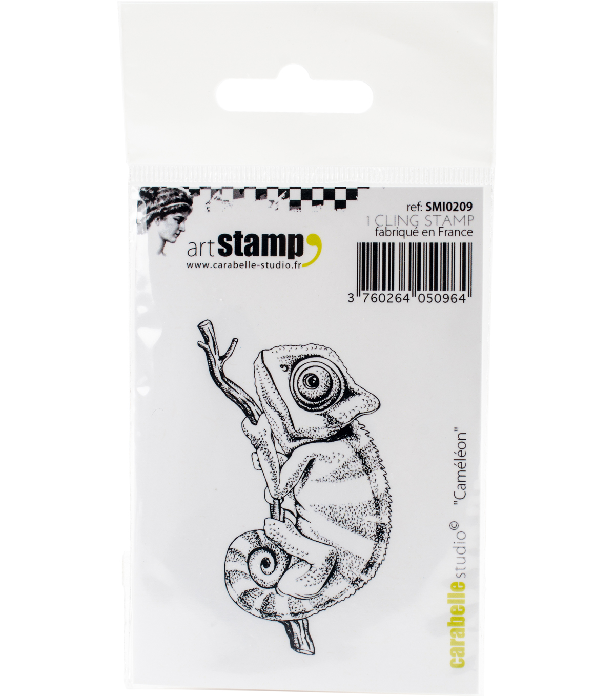 Carabelle Studio Cling Stamp Small-we Love