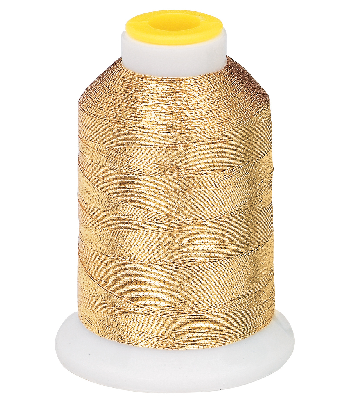 Coats & Clark Metallic Embroidery Thread, Metallic Gold Embroidery Threa