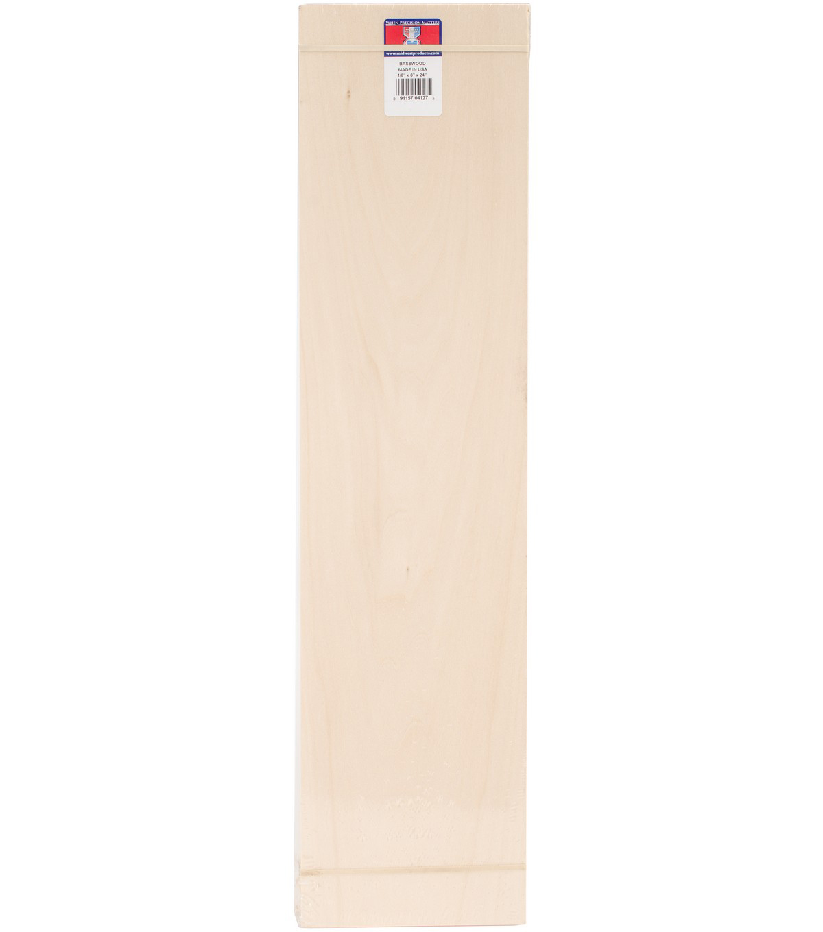 Midwest Products Basswood Sheet