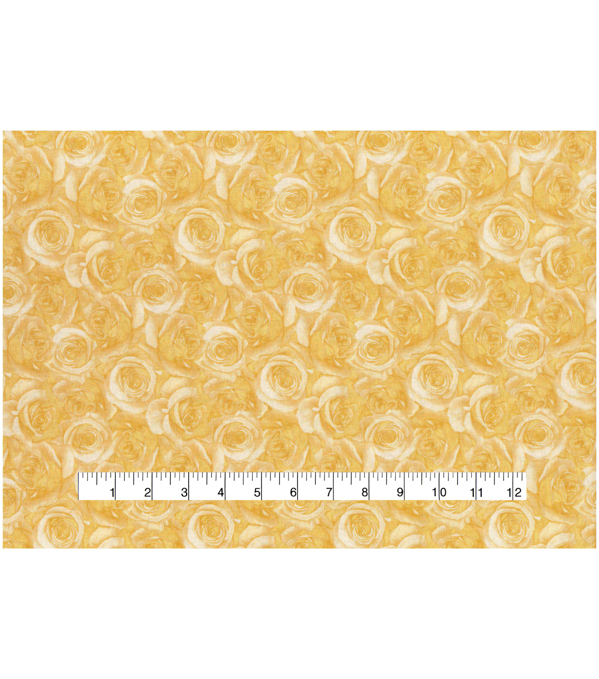 Keepsake Calico Cotton Fabric 43\u0027\u0027-Cream Packed Roses