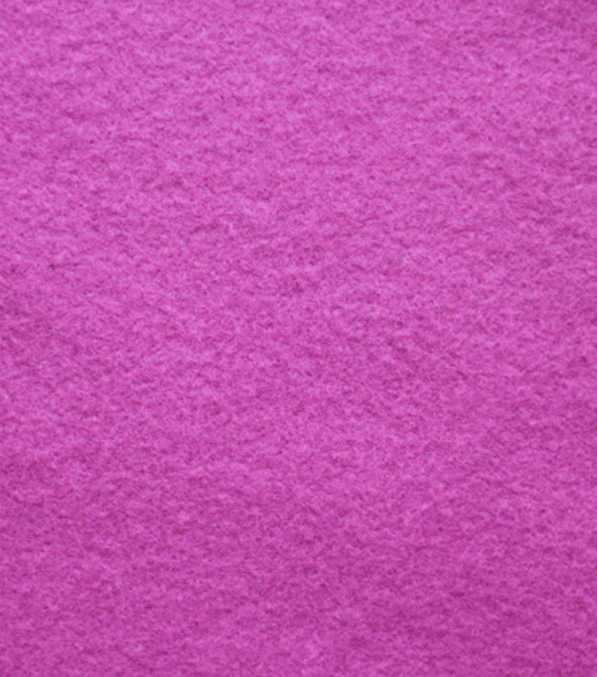 Blizzard Fleece Fabric -Solids, Hollyhock