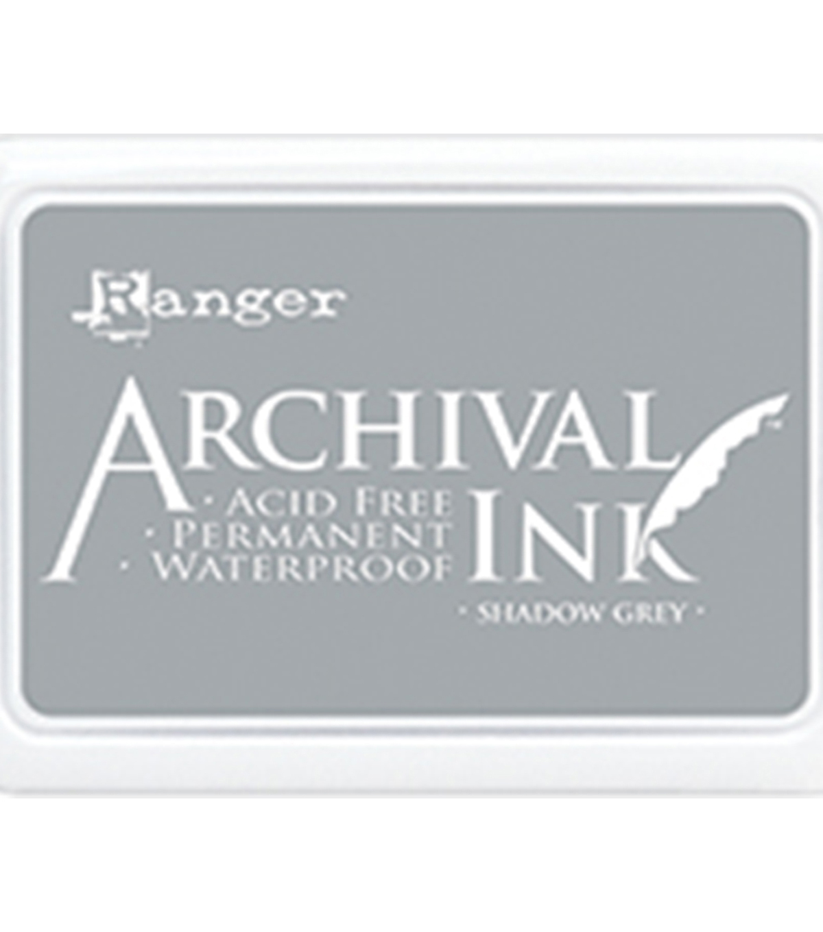 Archival Inkpad, Shadow Grey