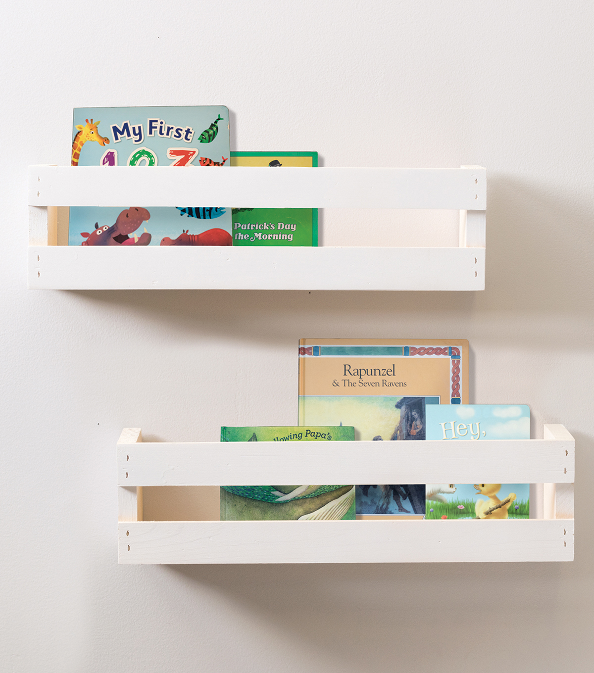 Wood Ledge Shelf