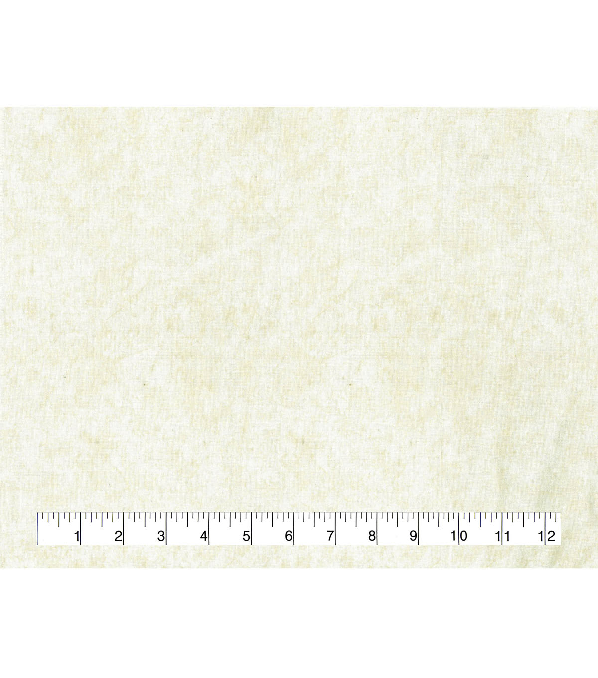 Wide Quilt Fabric 108\u0027\u0027-Cream Distressed