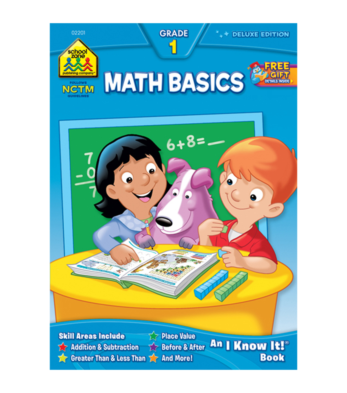 Workbooks-Math Grade 1