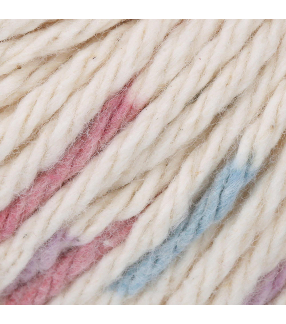 Lily Sugar\u0027n Cream Super Size Yarn, Potpourri