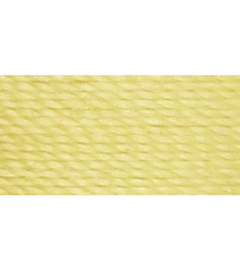 Coats & Clark Dual Duty Plus Hand Quilting Thread, #7330dd Yellow