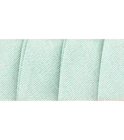 Wrights Extra Wide Double Fold Bias Tape, Sea Green