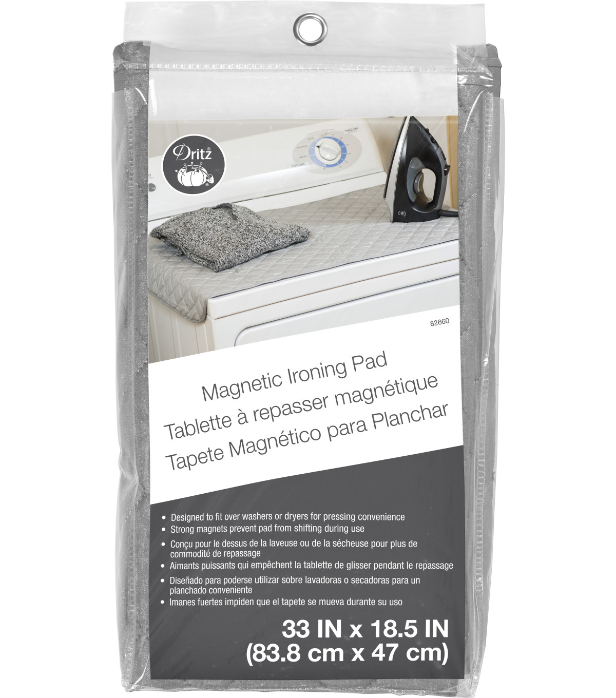 Dritz Magnetic Ironing Pad