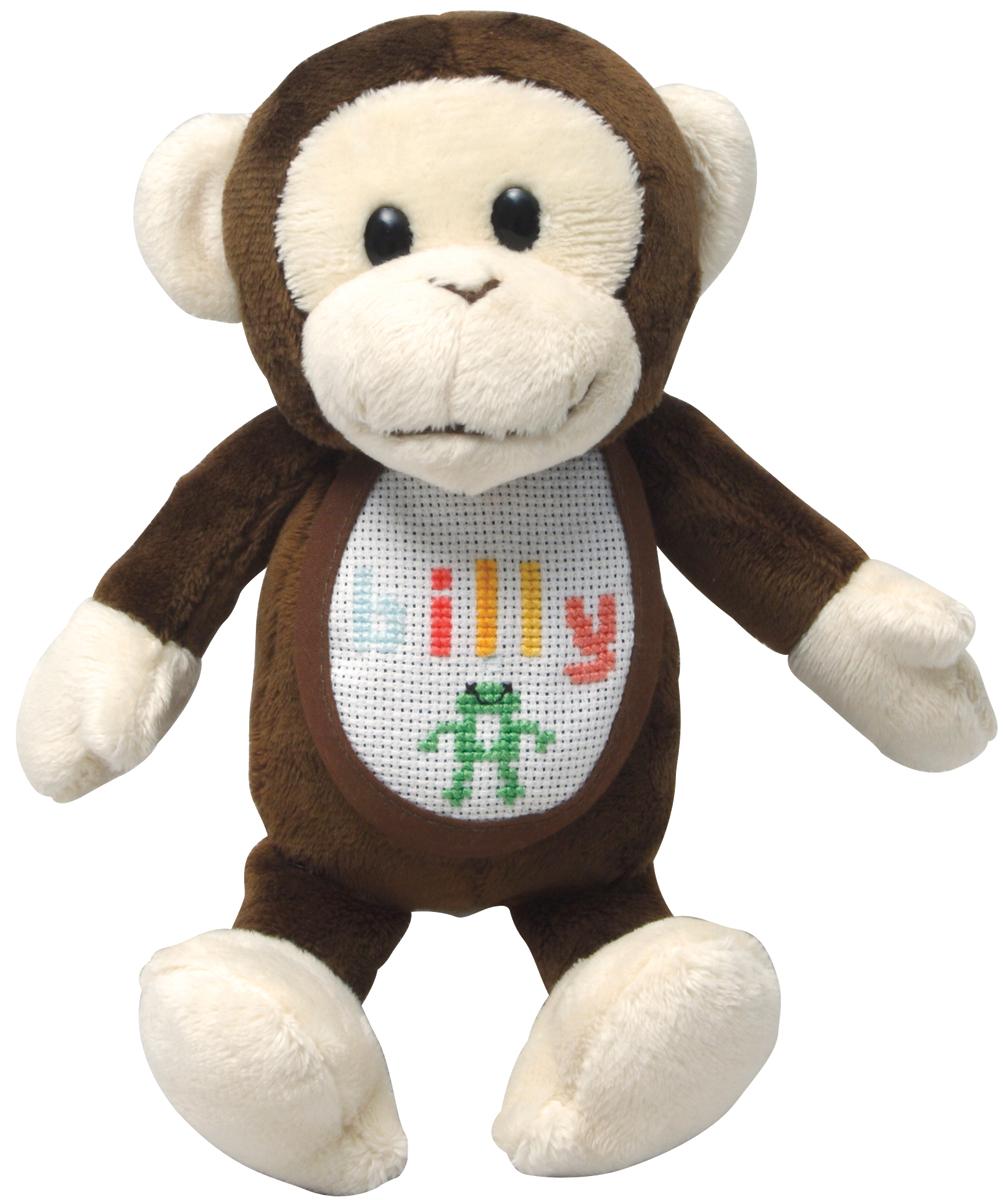1e855ac6ba408 Ready-To-Stitch Stuffed Animals- Monkey