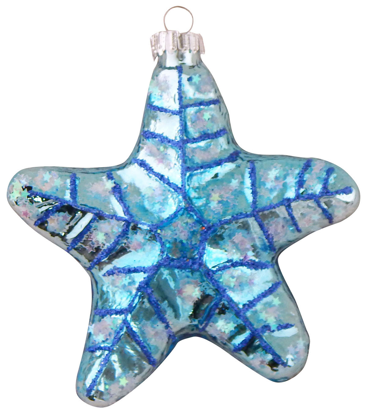 Maker\u0027s Holiday Ornament-Starfish