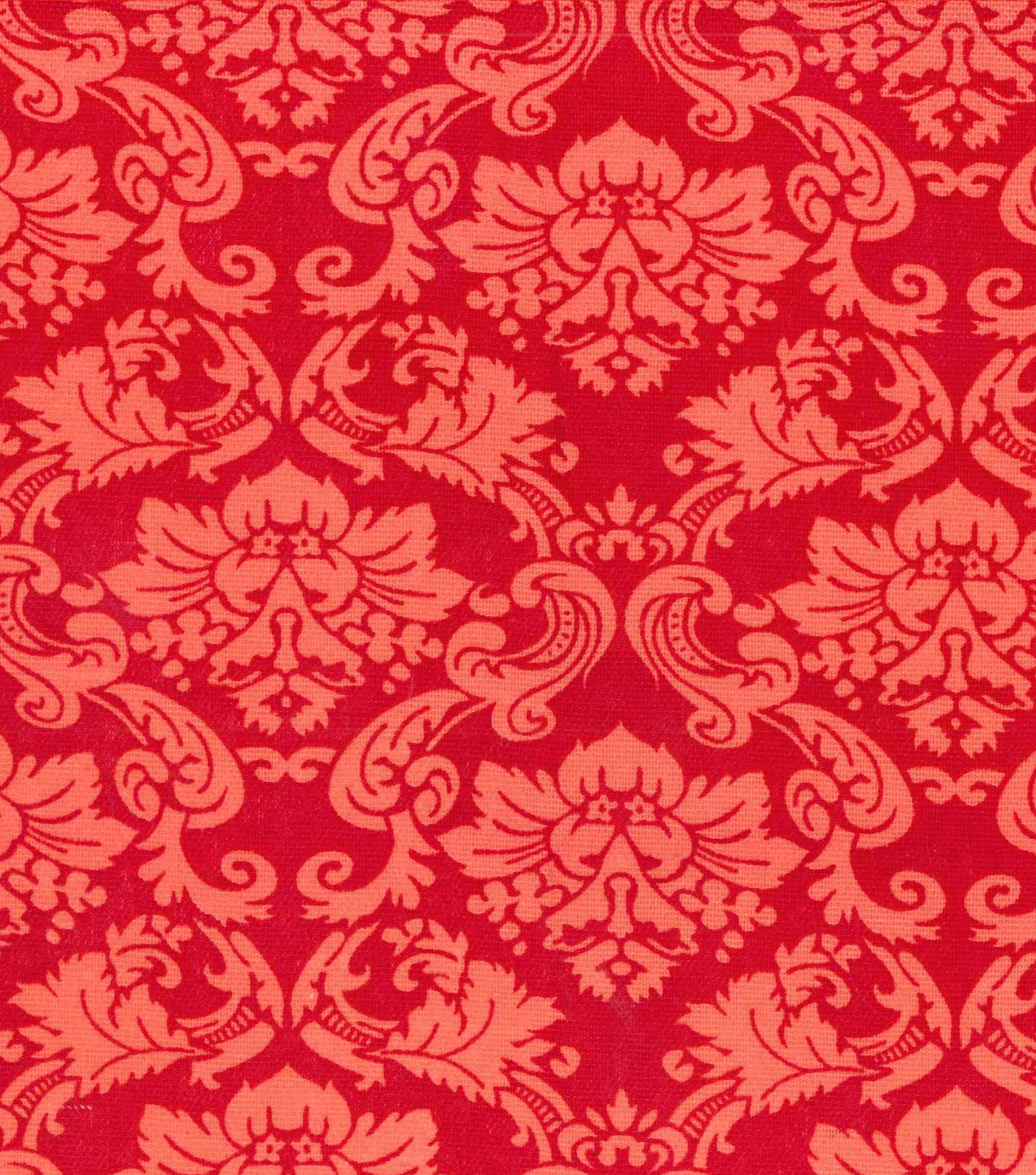 Home Essentials Lightweight Decor Fabric 45\u0022-Damask Pink