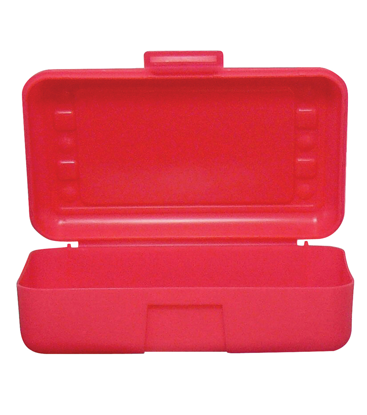 Romanoff Products Pencil Box, Pack of 12, Red