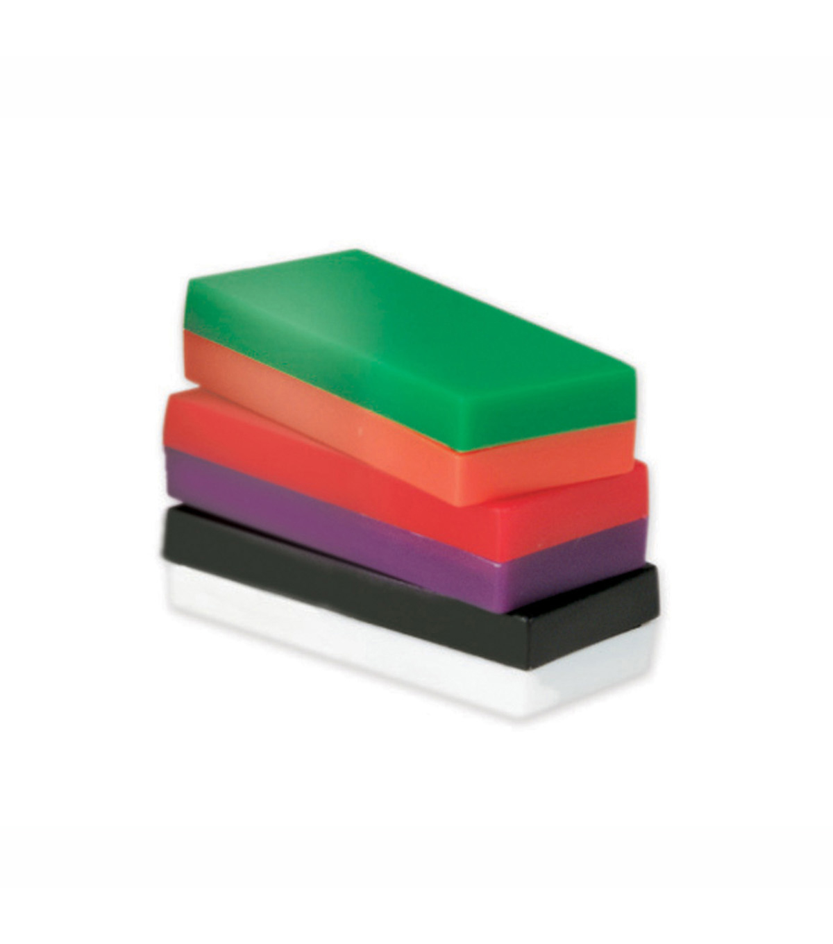 Dowling Magnets Block Magnets, Display Box of 40