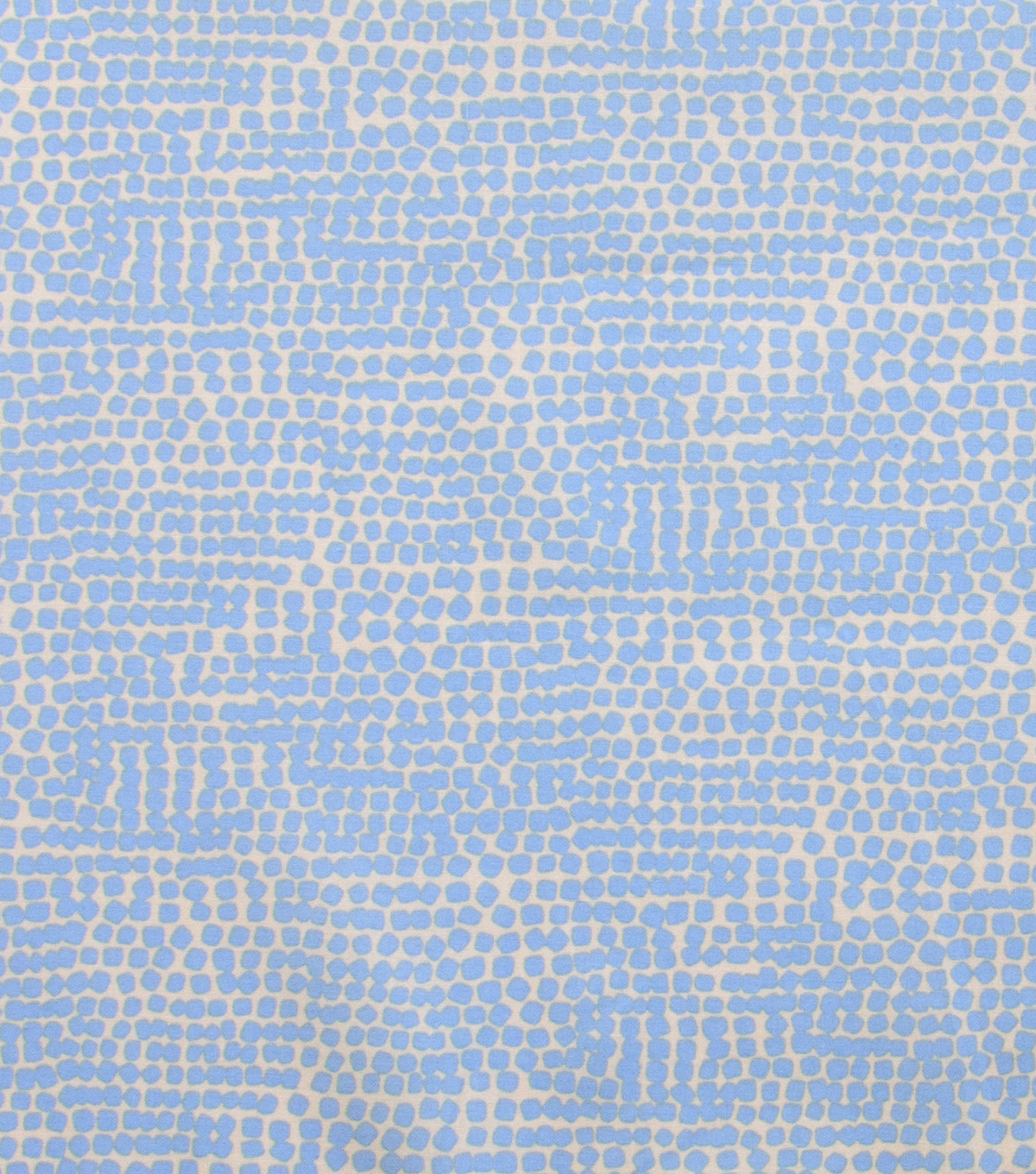 Alexander Henry Cotton Fabric 44\u0022-Kitchen Kibble Periwinkle