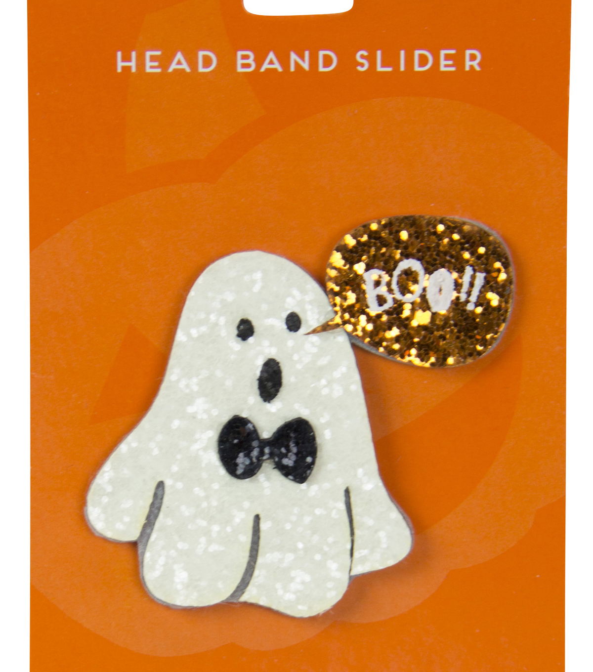 Offray Head Band Slider-Ghost