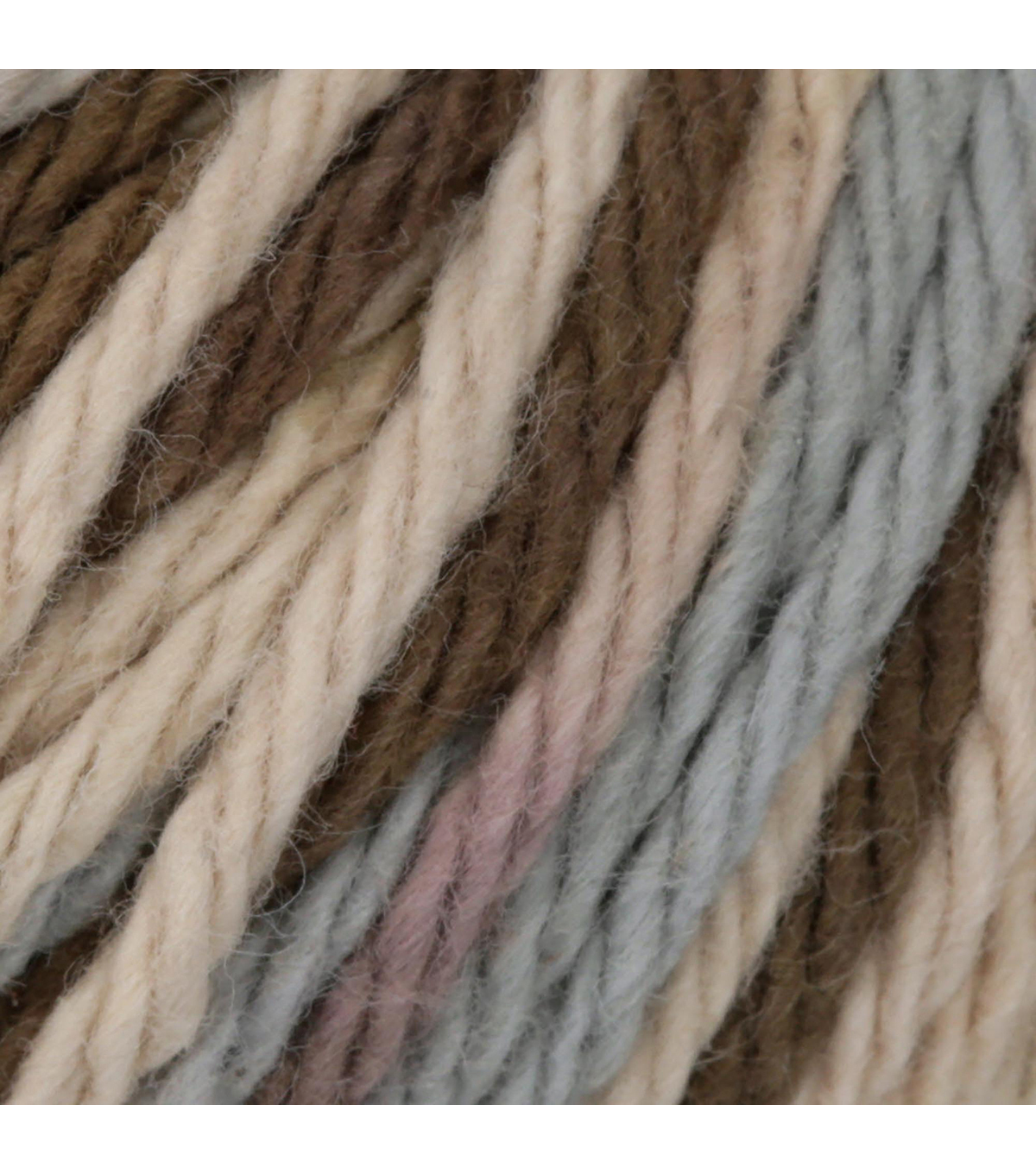 Lily Sugar\u0027n Cream Super Size Yarn, Earth Ombre