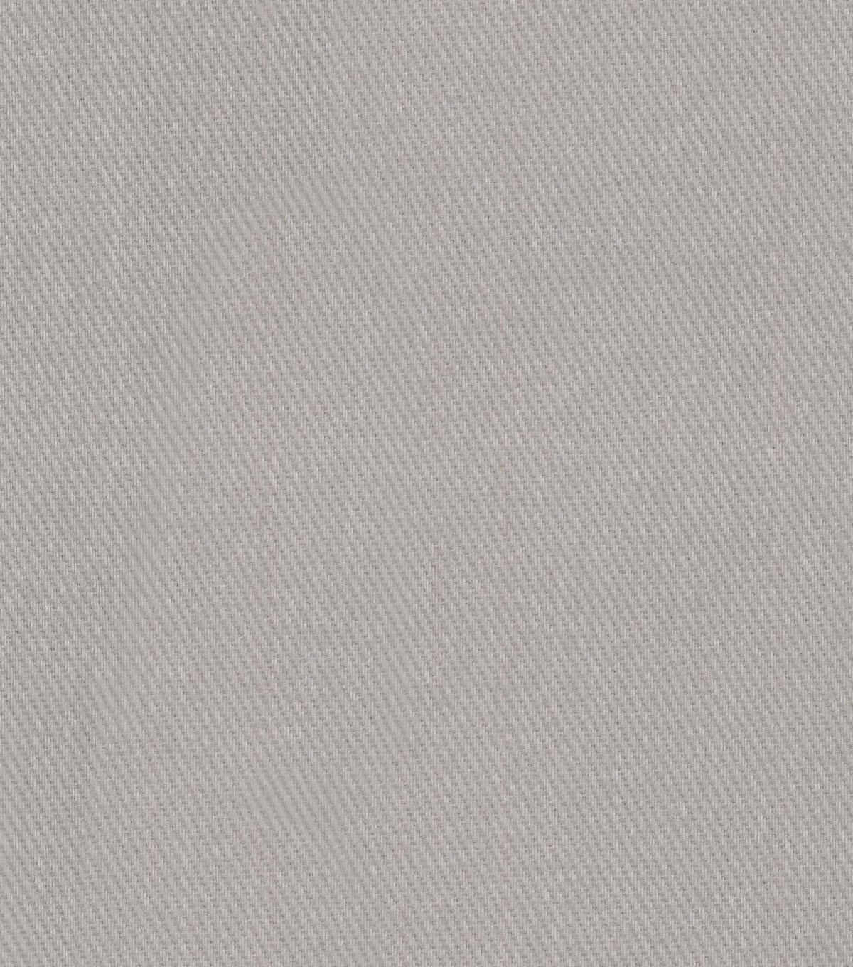 P/K Lifestyles Upholstery Fabric 57\u0027\u0027-Fog Bentley Twill
