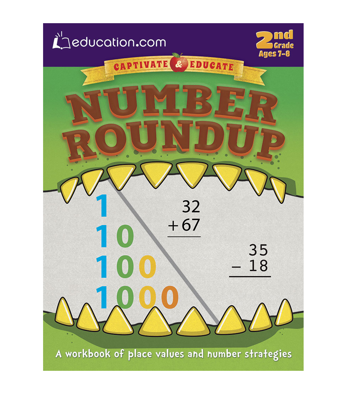 Number Roundup Book