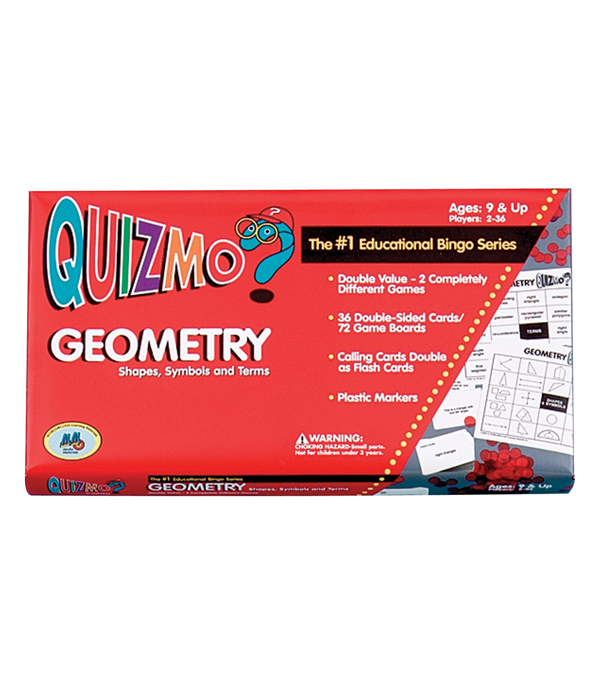 Geometry Quizmo Game