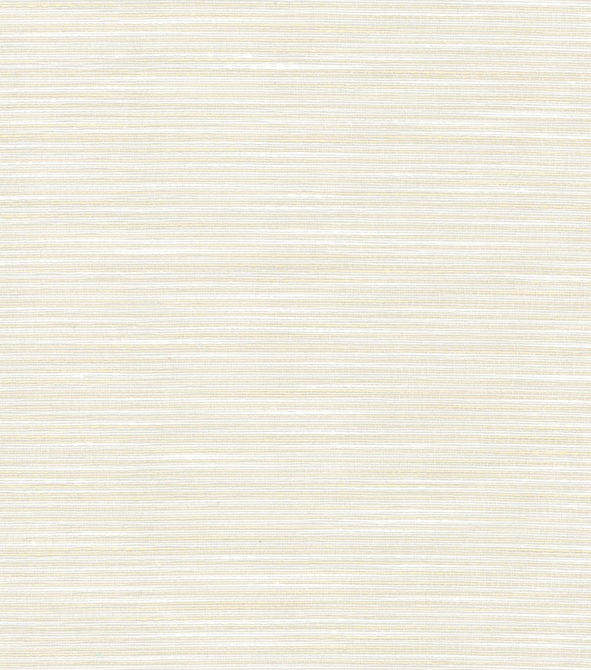 Home Decor 8\u0022x8\u0022 Swatch Fabric-PK Lifestyles Shimmy Eggshell