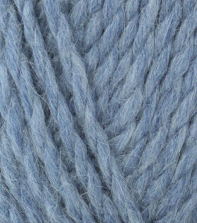 Buttercream Luxe Craft Alpaca Solids Yarn, Pale Blue