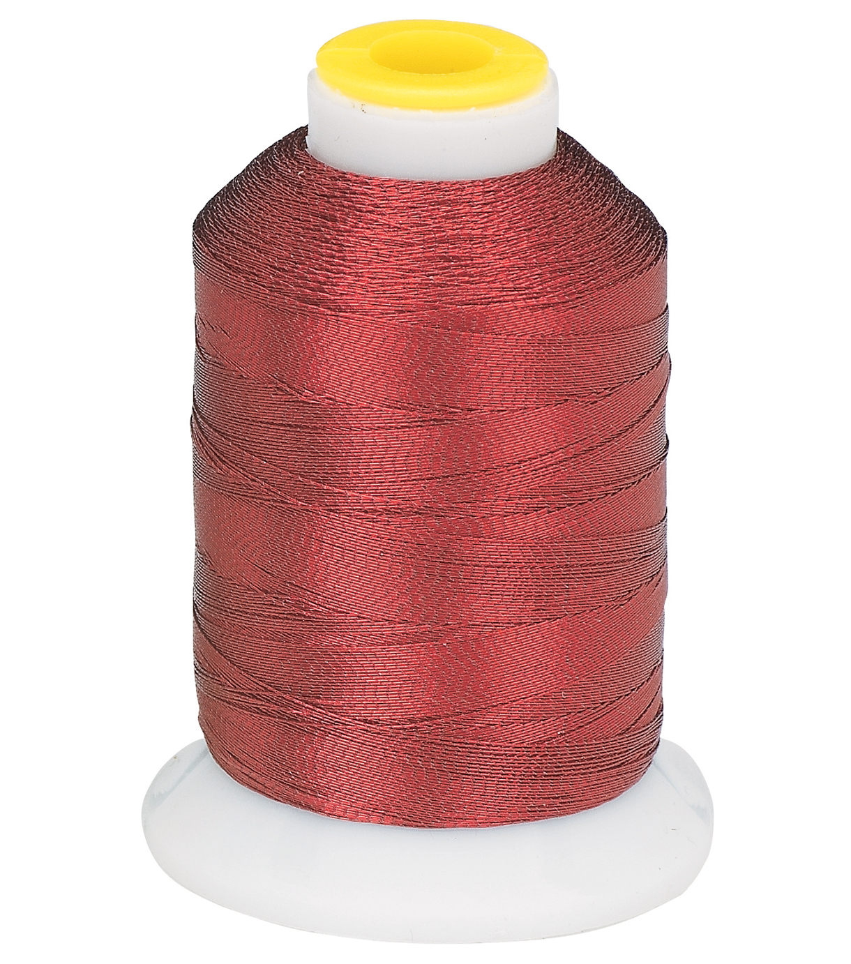 Coats & Clark Metallic Embroidery Thread, Metallic Ruby Embroidery Threa