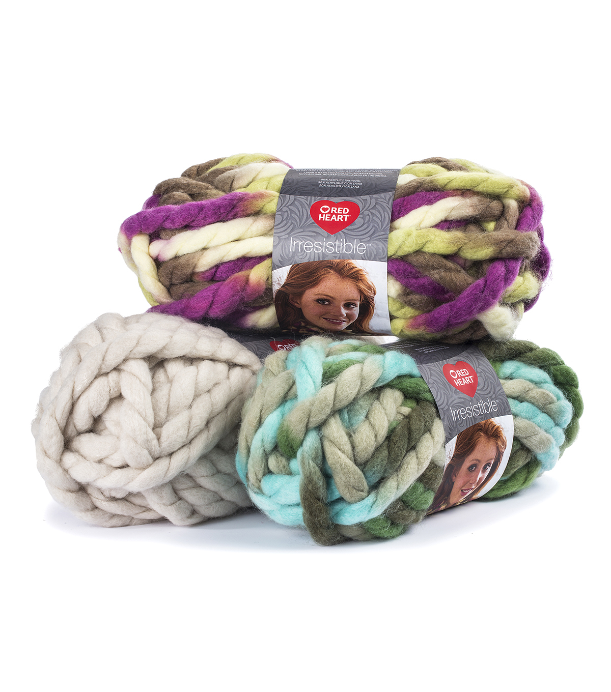 Red Heart Irresistible Yarn