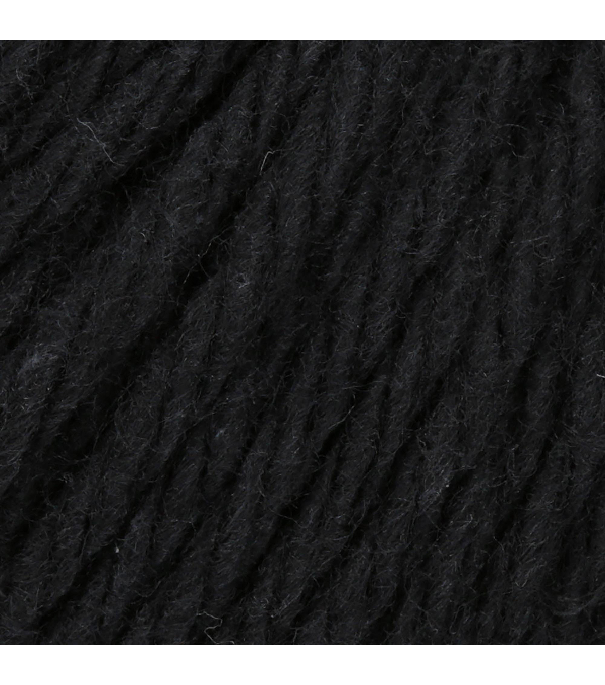 Lily Sugar\u0027n Cream Super Size Yarn, Black