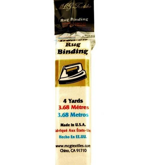 Iron On Rug Binding 1 4 Wide Yards