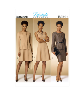 Butterick Misses Casual-B6257