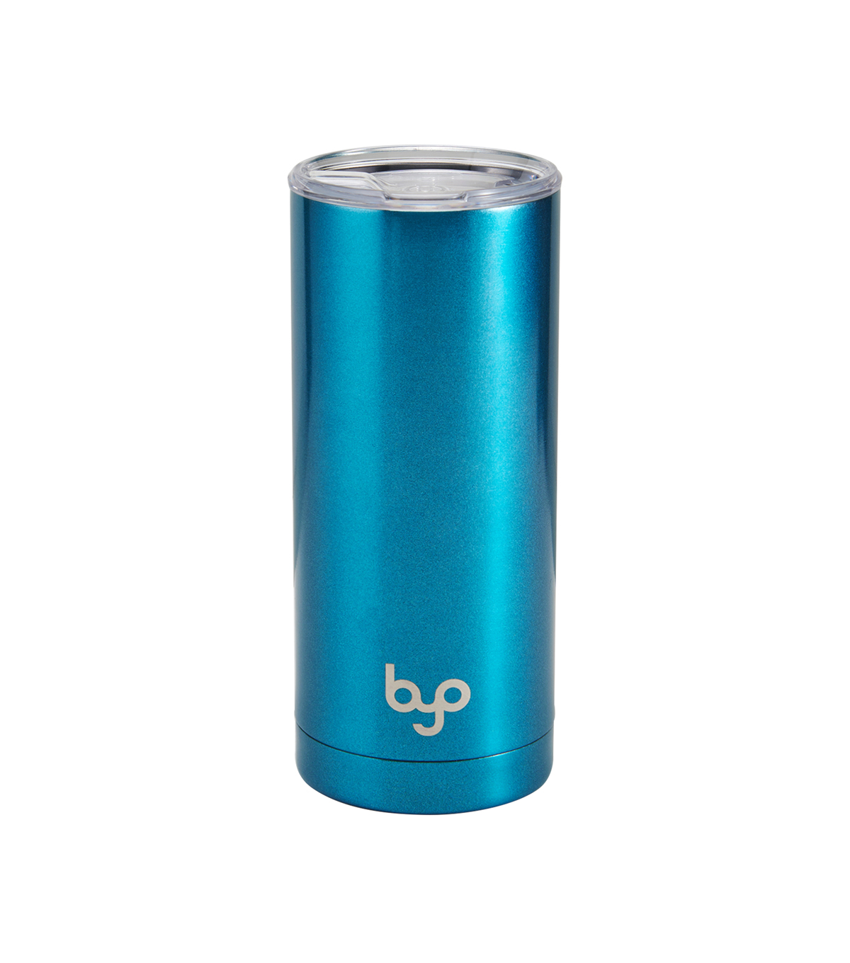 e597958ab56 BYO 20 oz. Double-walled Stainless Steel Tumbler with Tritan Lid-Teal