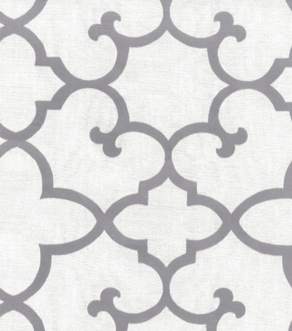 Waverly Lightweight Decor Fabric 54\u0022-Linear Array/Slate