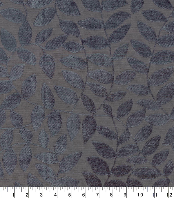 Home Decor 8\u0022x8\u0022 Fabric Swatch-Waverly Branching Out Midnight