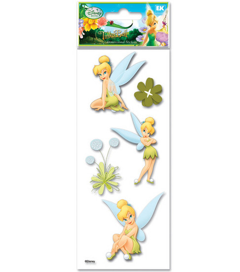 A Touch Of Jolee\u0027s Disney Dimensional Stickers-Tinker Bell
