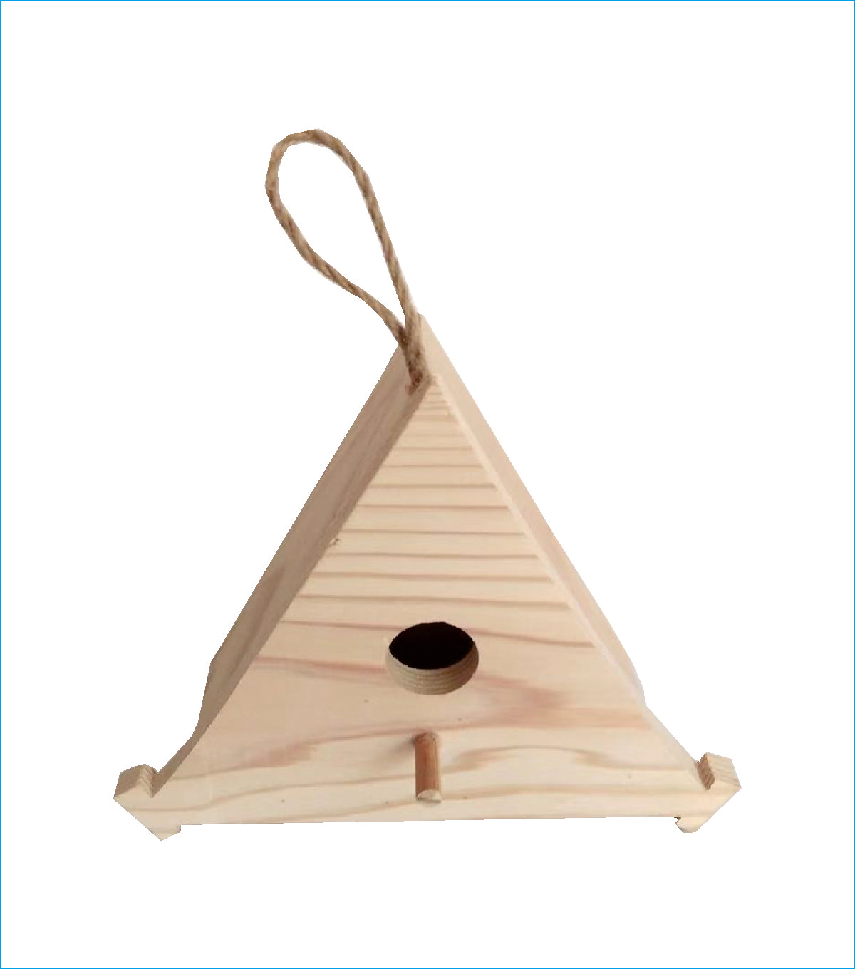 Camp Ann Tent Birdhouse